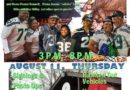 Bothell Seahawks Rally at Carolina Smoke BBQ August 11th