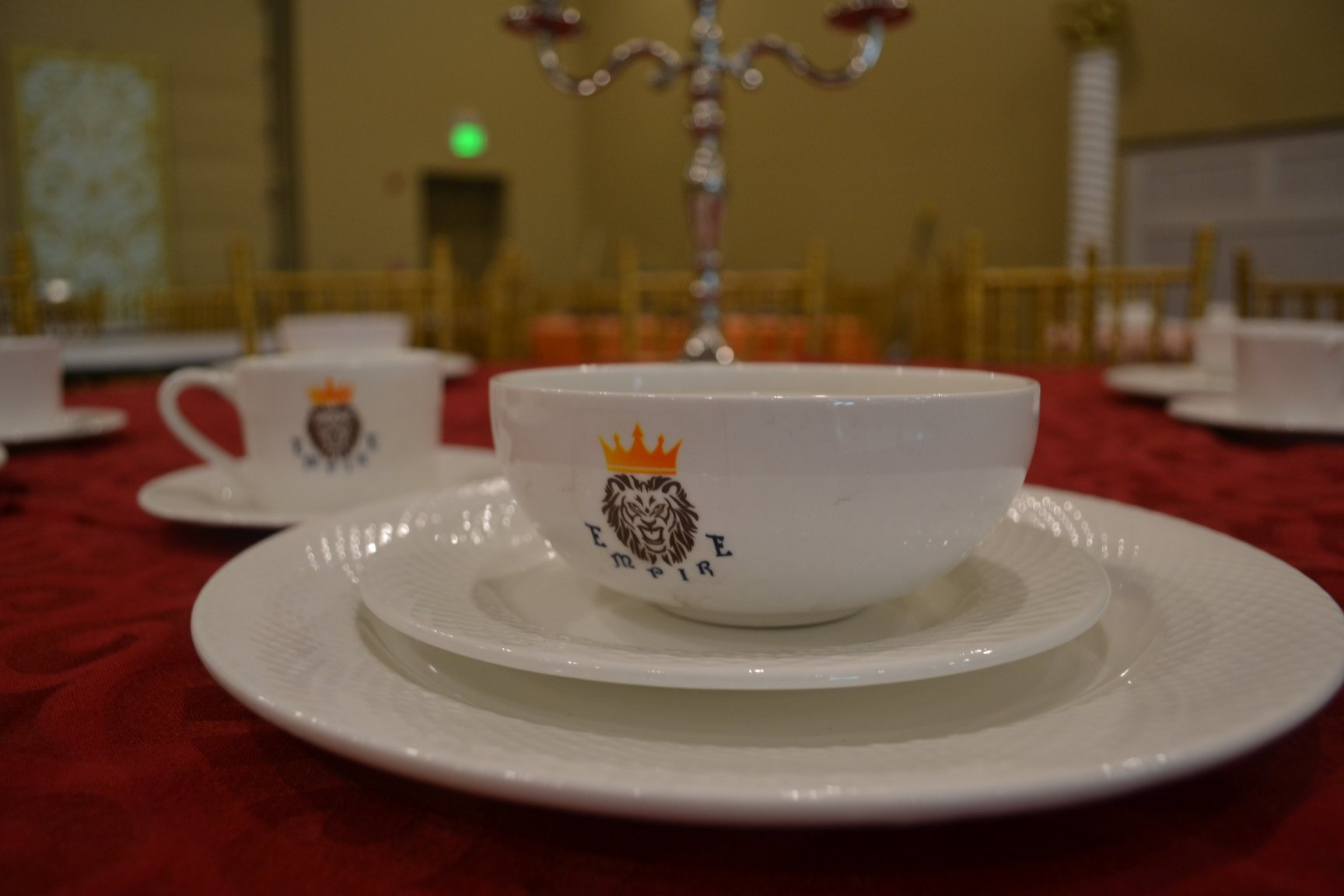 Grand Opening Empire Banquet Hall - The Bothell Blog