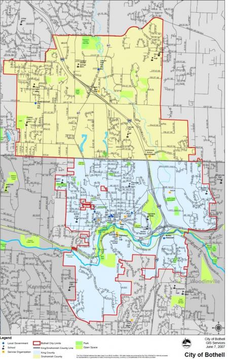 Bothell Wa City Limits: Bothell Blog