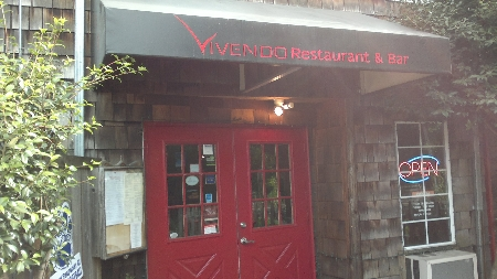 Vivendo Restaurant in Bothell Wa: Great place for lunch and dinner