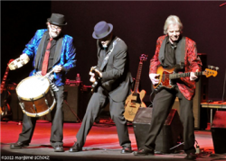 The Wired! Band will headline Labor Day weekend at the Bothell Blues Festival