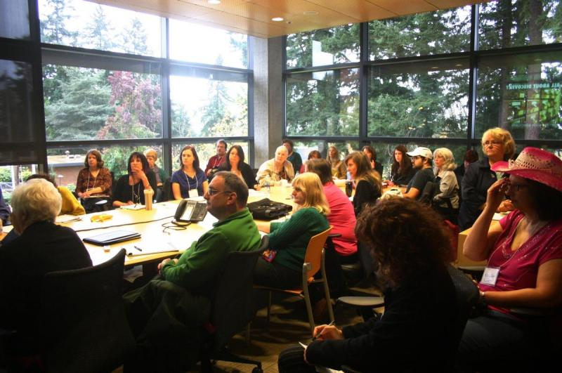 Bothell can come to the Northwest Writers Conference 2014