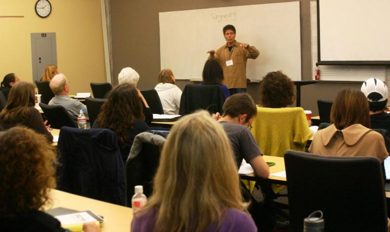 Bothell writers can come to the Northwest BookFest 2014 to learn how to writer