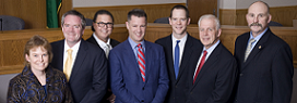 2015 Bothell City Council