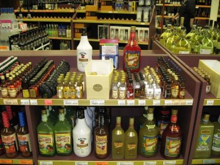 Bothell Liquor Store
