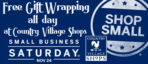 Support Local Business in Bothell Washington on Small Business Saturday