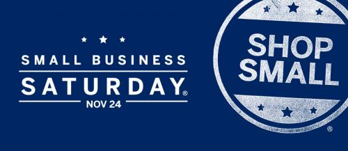 Small Business Saturday in Bothell Washington