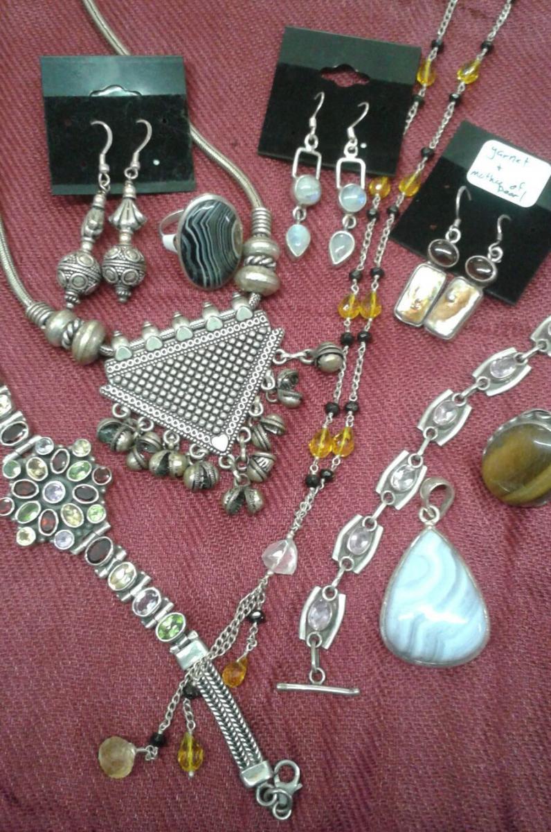 Unique jewelry in Bothell Washington. Sankara Imports