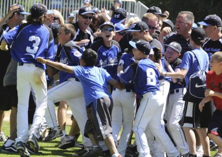 North Bothell won Little League State Championship