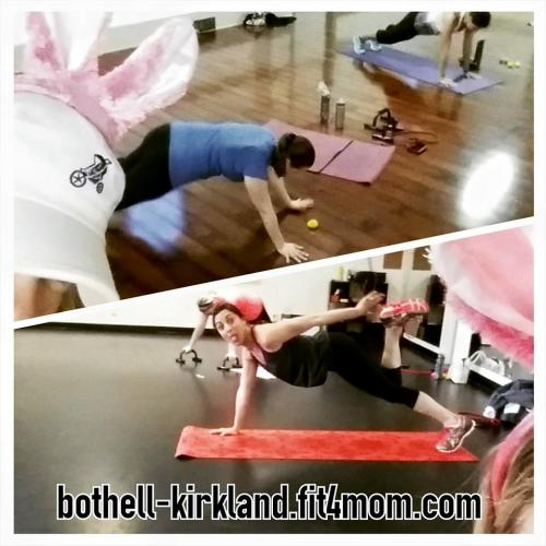 Bothell Mom workout group Fit4mom