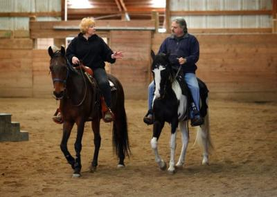 Bothell small business giving riding lessons is muscled out of Bothell