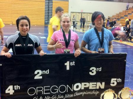 Liz Tracy: Bothell High Graduate Wins Gold