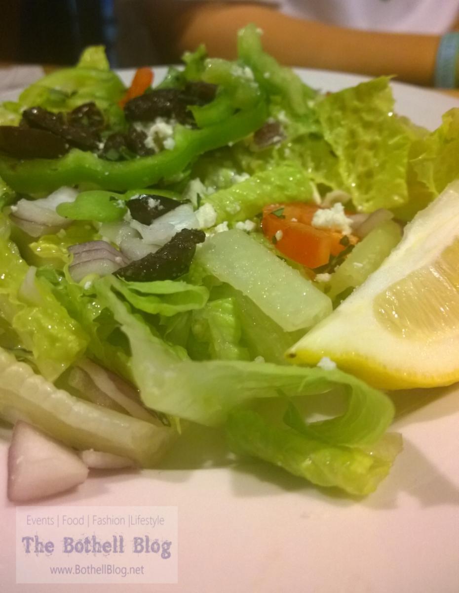 Zeek's Pizza has great Greek Salads