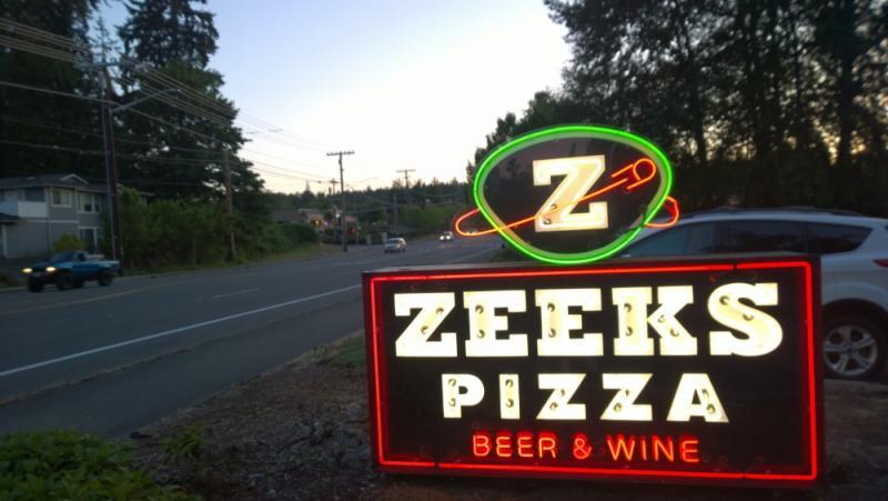 Zeeks Pizza Bothell