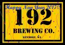 New Years in Kenmore at 192 Brewing