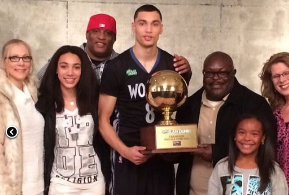 Zach Lavine From Bothell High Puts Up Big Points The