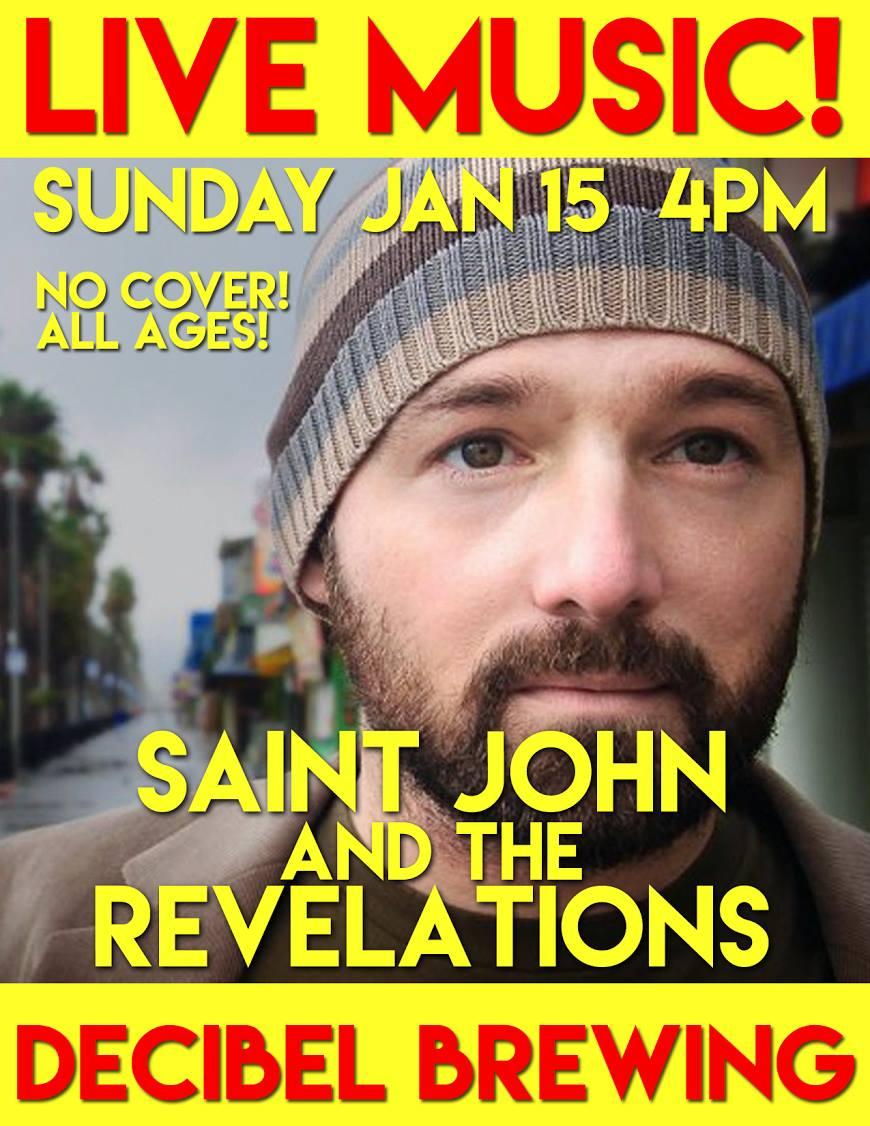 Bothell Live Music At Decibel Brewing Saint John The