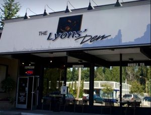 The Den Coffee House is a great place to meet in Bothell Washington