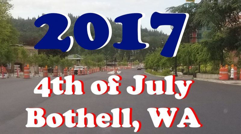 4th of July in Bothell Washington. Event Details. Downtown Bothell.
