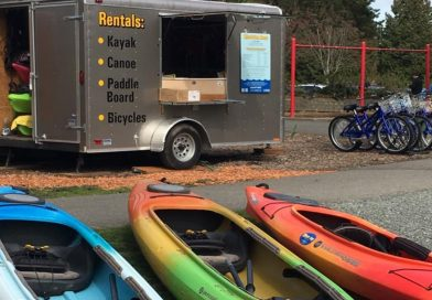 Bothell Kayak on the Sammamish River is Outdoor Fun