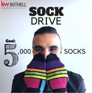 Bothell Sock Drive by Keller Williams Bothell