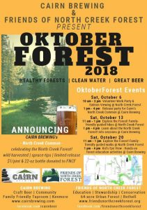 Bothell/Kenmore OctoberForest 2018