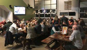 Kenmore Washington beer community at Cairn Brewing