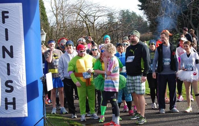 Bothell 5k The Worst Day of the Year 5k 2019