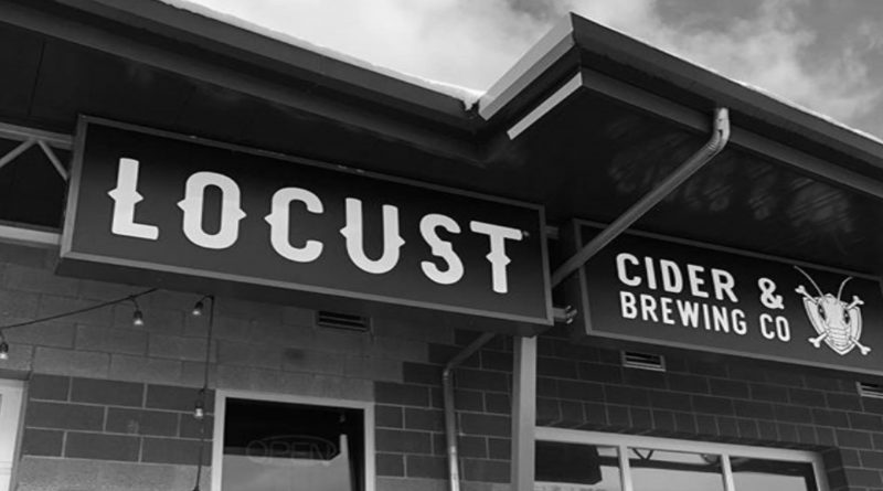 Locust Brewing Co: Dirty Bucket and Locust Cider