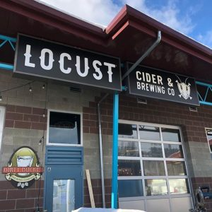 Locust Brewing in Woodinville WA