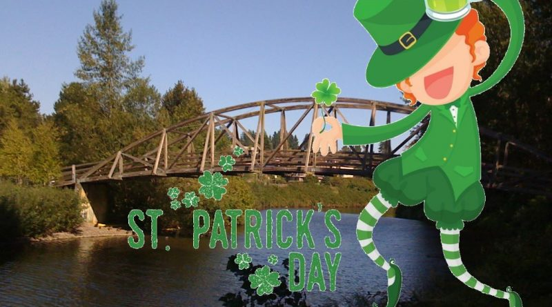 St. Patrick's Day in Bothell Washington