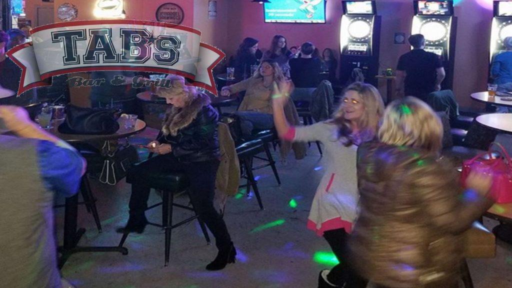 Tabs Bar and Grill in Kenmore Washington Karaoke night