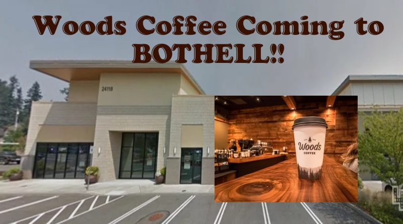 Woods Coffee Coming to Safeway Plaza by Lake Pleasant