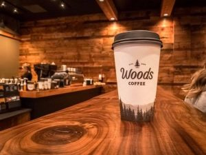 Woods Coffee ,moving into Safeway complex at Lake Pleasant